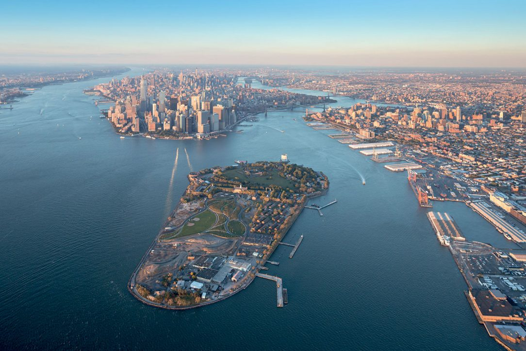 Governors Island Park and Public Master Plan