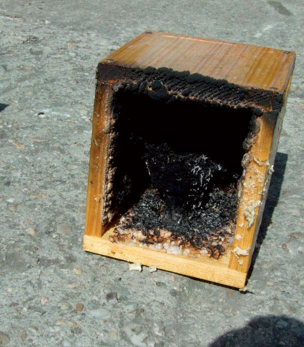 Impregnované dřevo