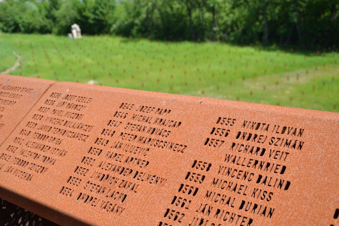 Památník první světové války v Bánské Bystrici 3