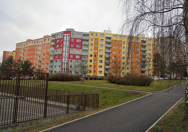 Panelové sídliště Košutka