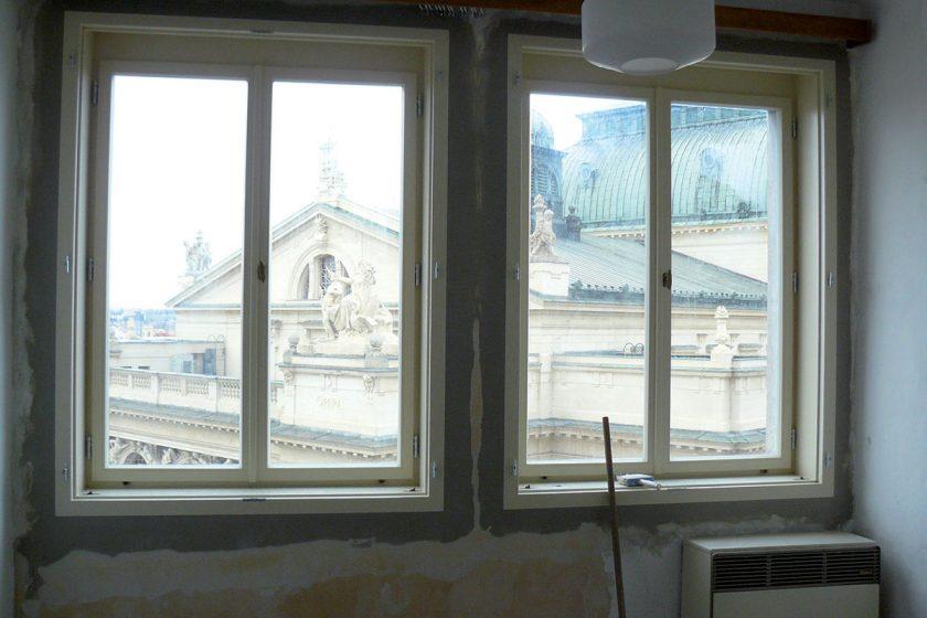 Plzeňská - Adria nová okna