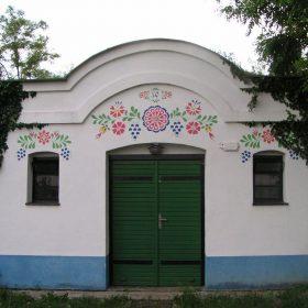Typický vinný sklep na Jižní Moravě