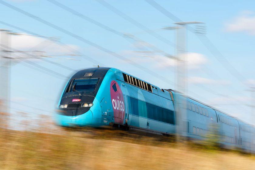 vlak TGV
