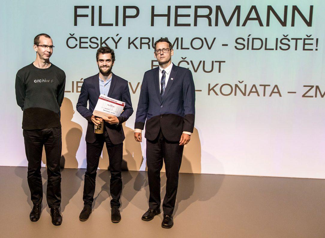 Cena Rektora ČVUT za školní práci