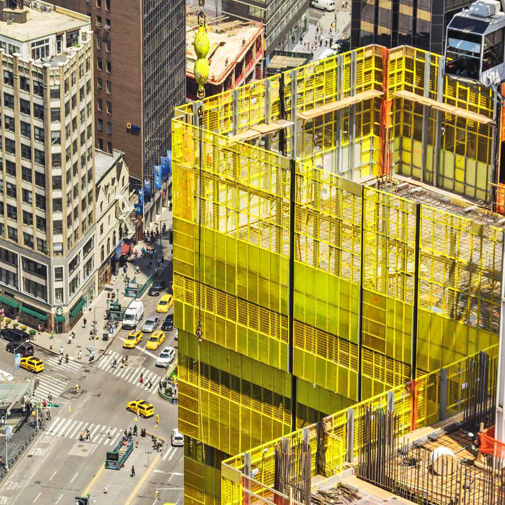 Novostavba Central Park Tower 2