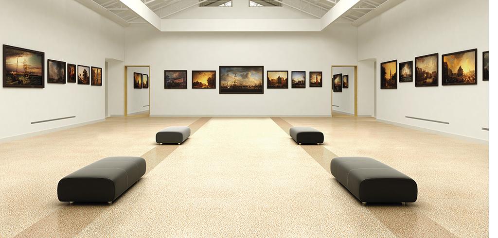 Podlahové krytiny v interiéru