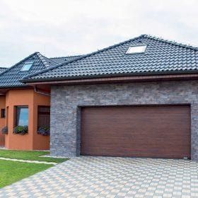 Rodinný dům Šardice KMB HODONKA Briliant černá