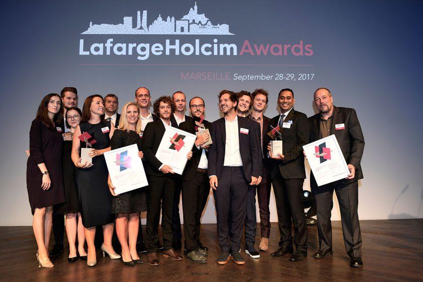 Soutěž LafargeHolcim Awards