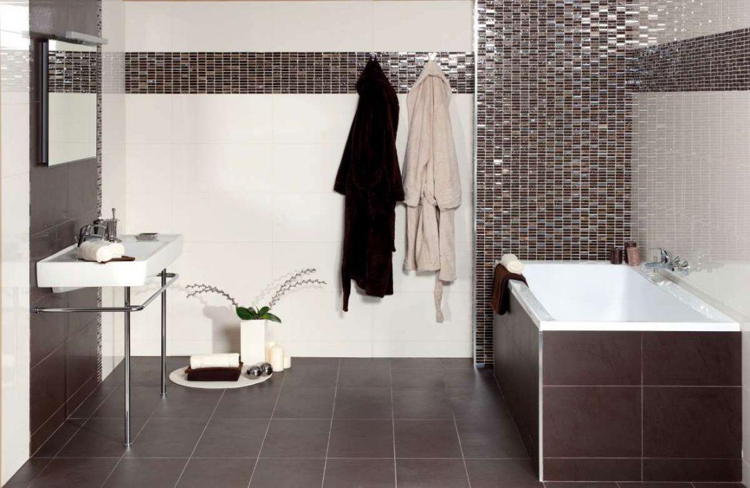 Základem série Magic jsou lesklé obklady v bílé nebo světle krémové barvě doplněné luxusní mozaikou z unikátních materiálů