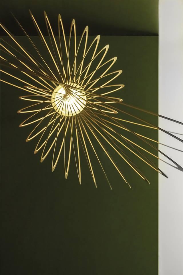 Závěsná svítidla ze série Soiree od Delta Light 5