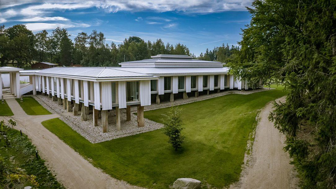 Ajurvédský pavilon Resort Svatá Kateřina
