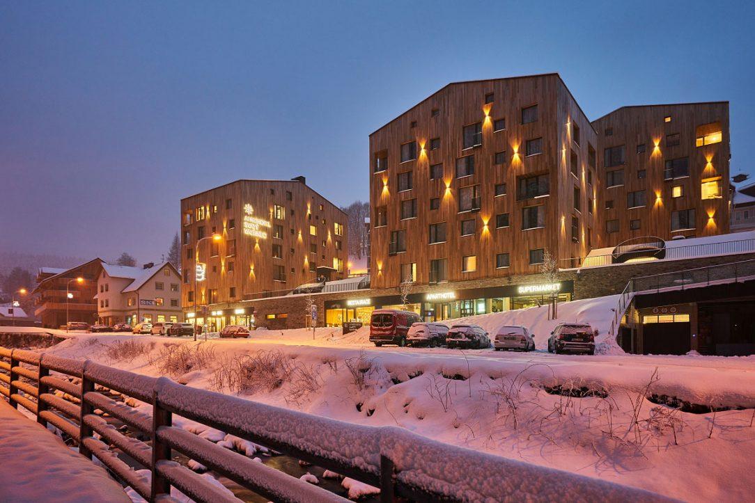 Aparthotel Svatý Vavřinec Pec pod Sněžkou
