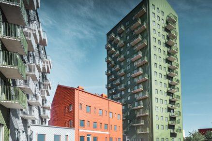 Lindholmshamenské výškové domy 6