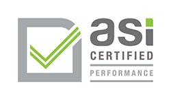 Logo certifikace ASI
