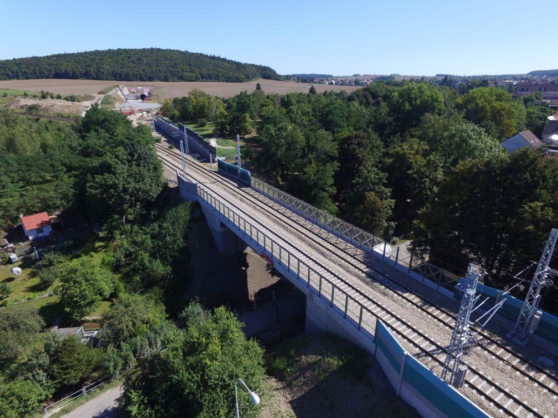 Modernizace trati Rokycany – Plzeň