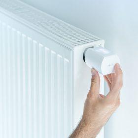 termostatické hlavice Somfy