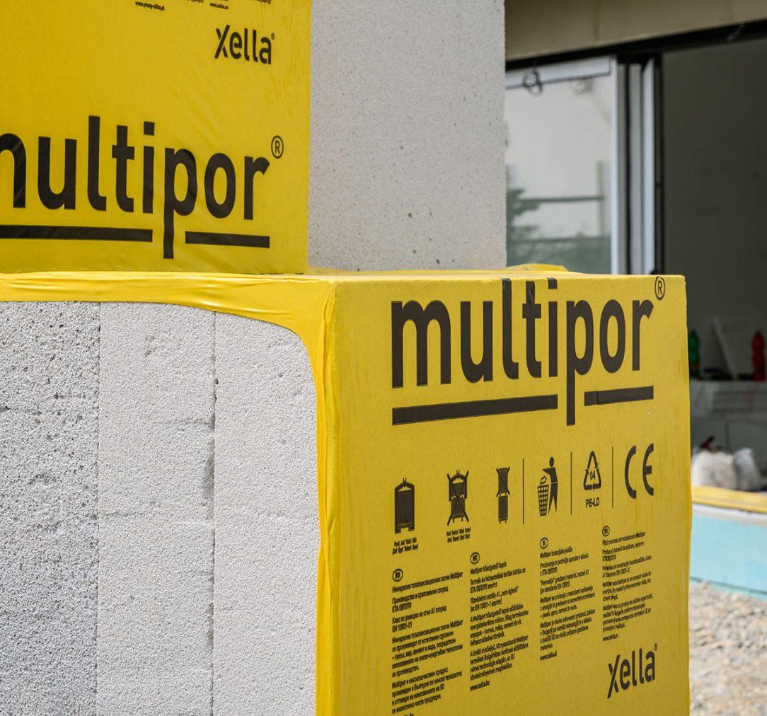 tepelná izolace Multipor
