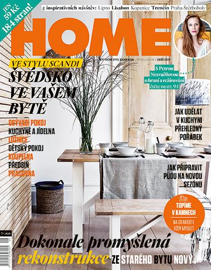 časopis HOME