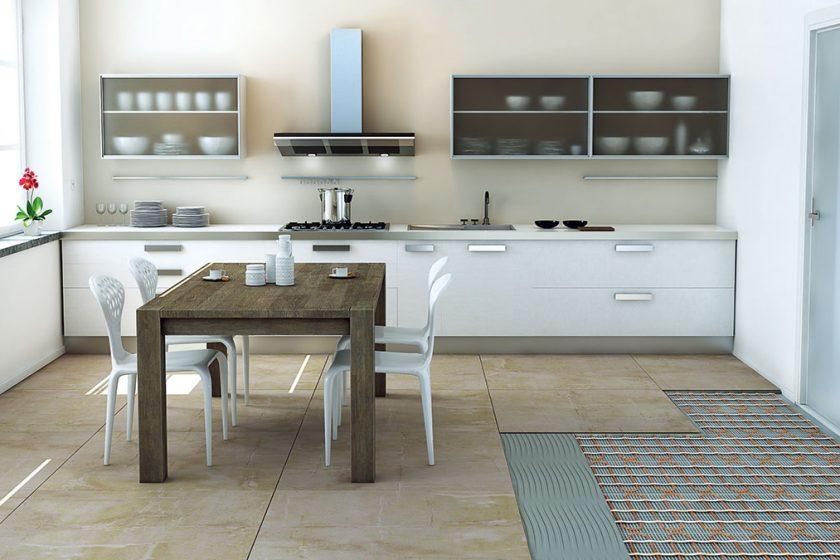 Ecofloor kitchen