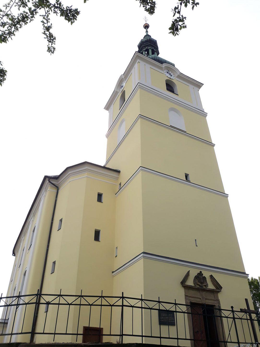 Kostel ve Velkém Týnci 2