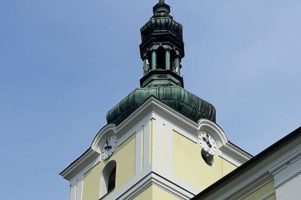 Kostel ve Velkém Týnci