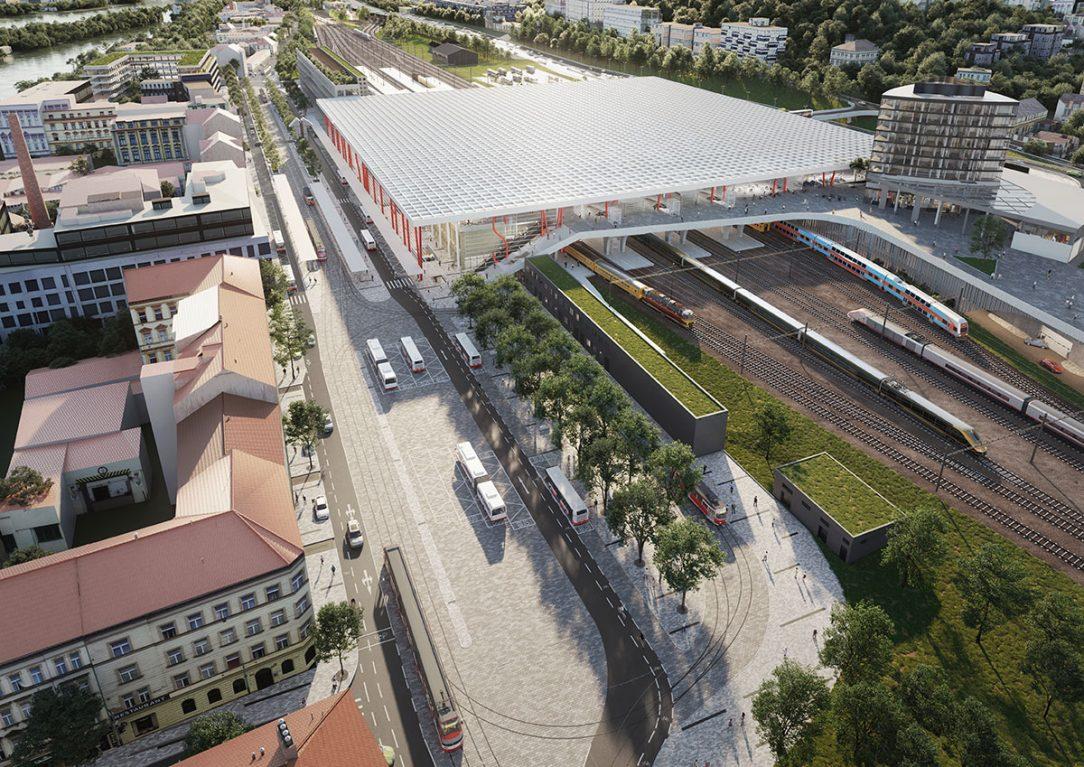 Dopravní terminál Smíchov