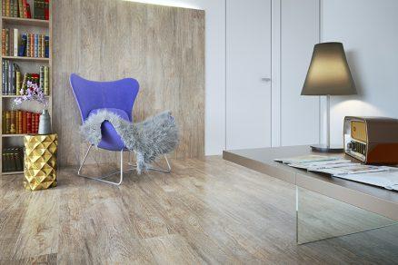 Fatra a.s. představila novou voděodolnou vinylovou podlahu WELL click.