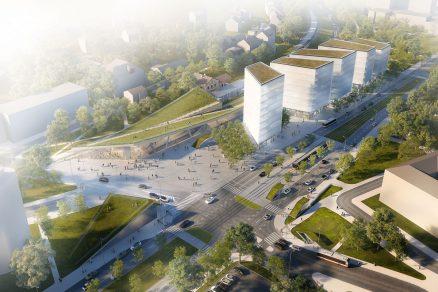 Na pražském Veleslavíně by měla vzniknout ekologická budova
