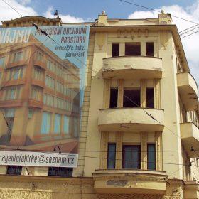 Probíhající výměna oken
