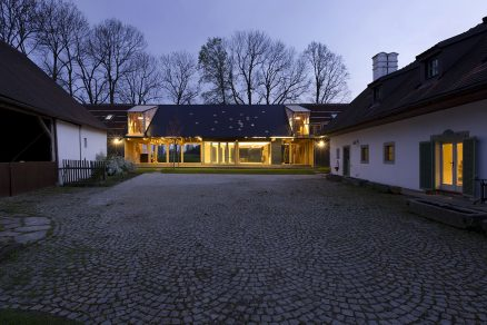 Usedlost Maneschowitz