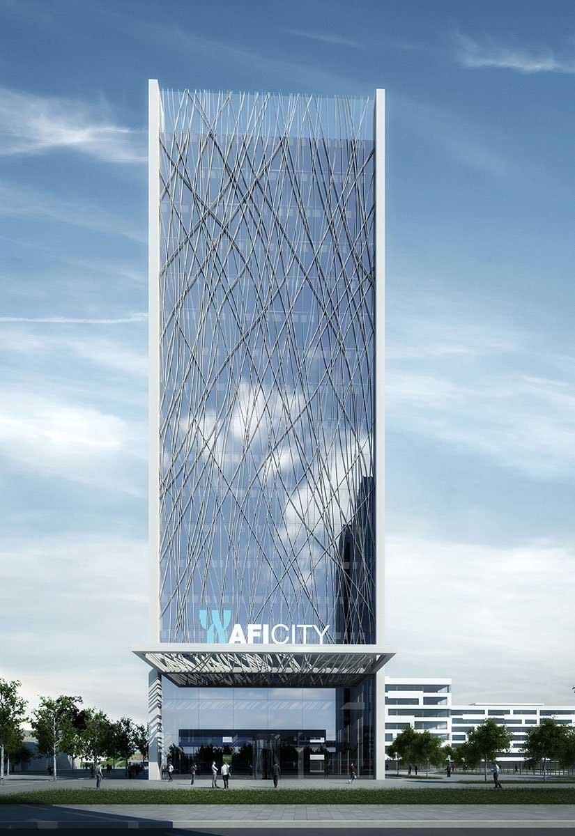Administrativní budova AFI city A