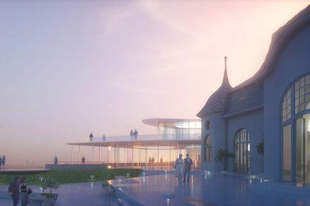 Autory vítězného návrhu jsou berlínští a vídeňští architekti ze studií Realarchitektur a mostlikely architecture