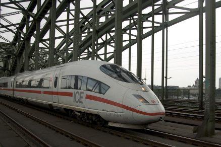 ICE vlak