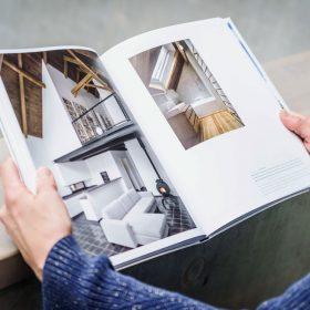 Kniha Rodinné domy od dvojice Stempel Tesař