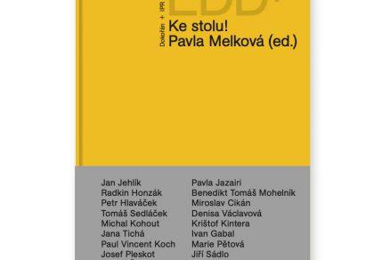 Kniha Ke stolu – Na knize se podílelo celkem 19 osobností.