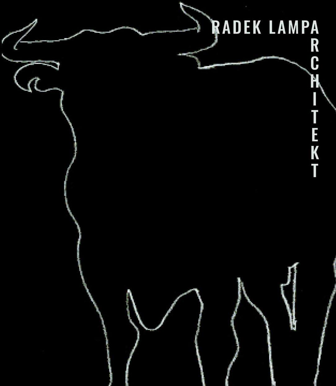 Obálka knihy Radek Lampa architekt