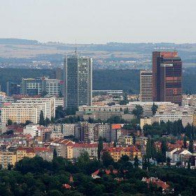 Praha Pankrác
