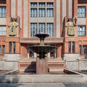 Revitalizace budovy Kotěrova muzea 01