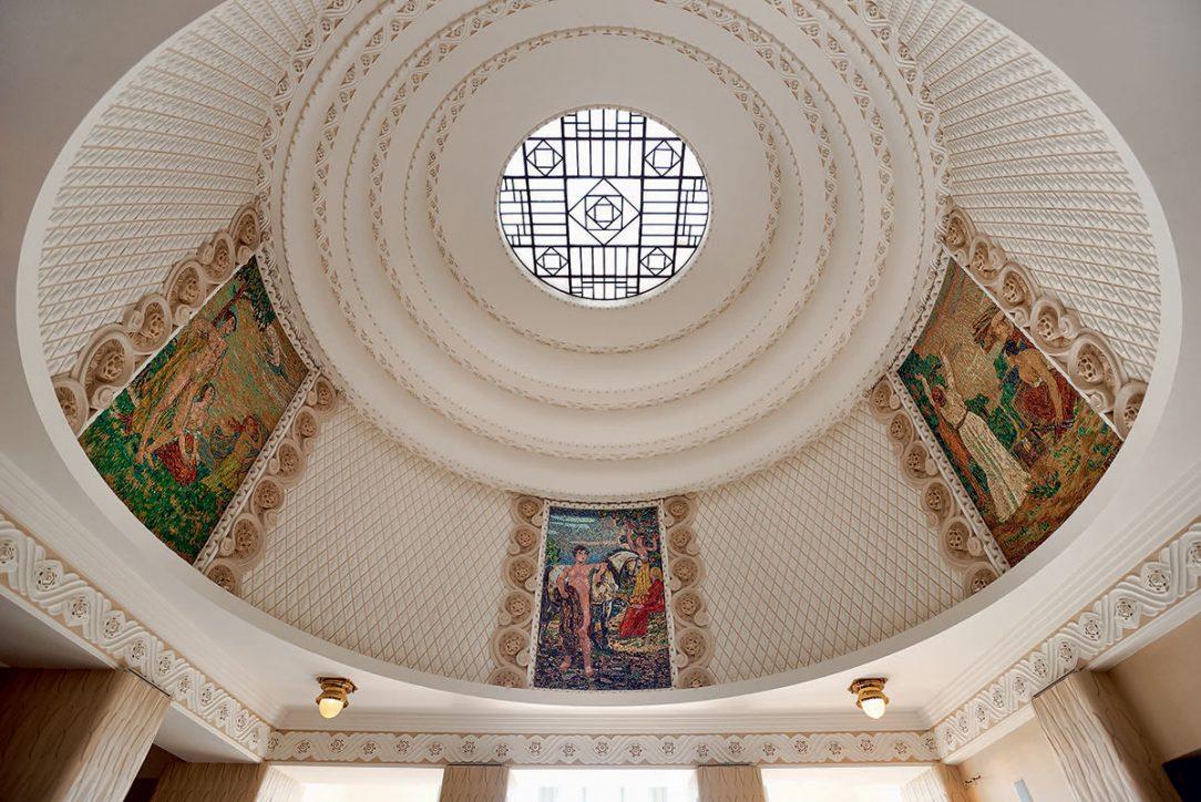 Revitalizace budovy Kotěrova muzea 04