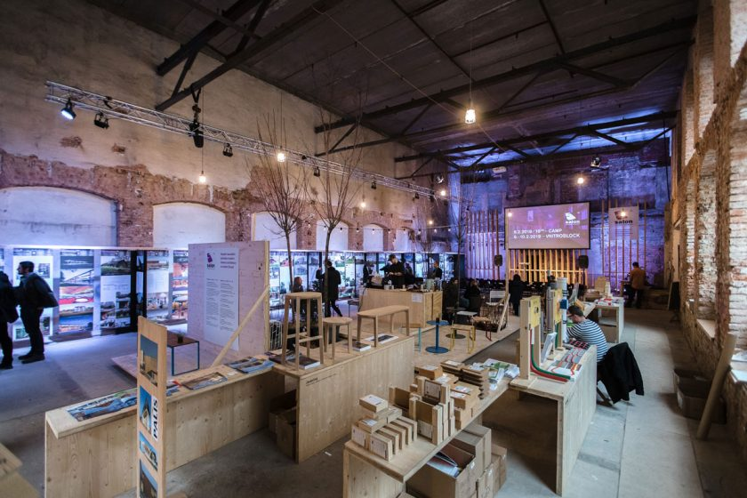 Hlavní program Salonu dřevostaveb proběhne 13. a 14. března ve VNITROBLOCKu.