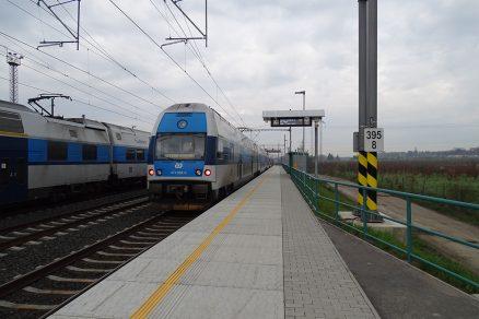 Nádraží Praha Běchovice