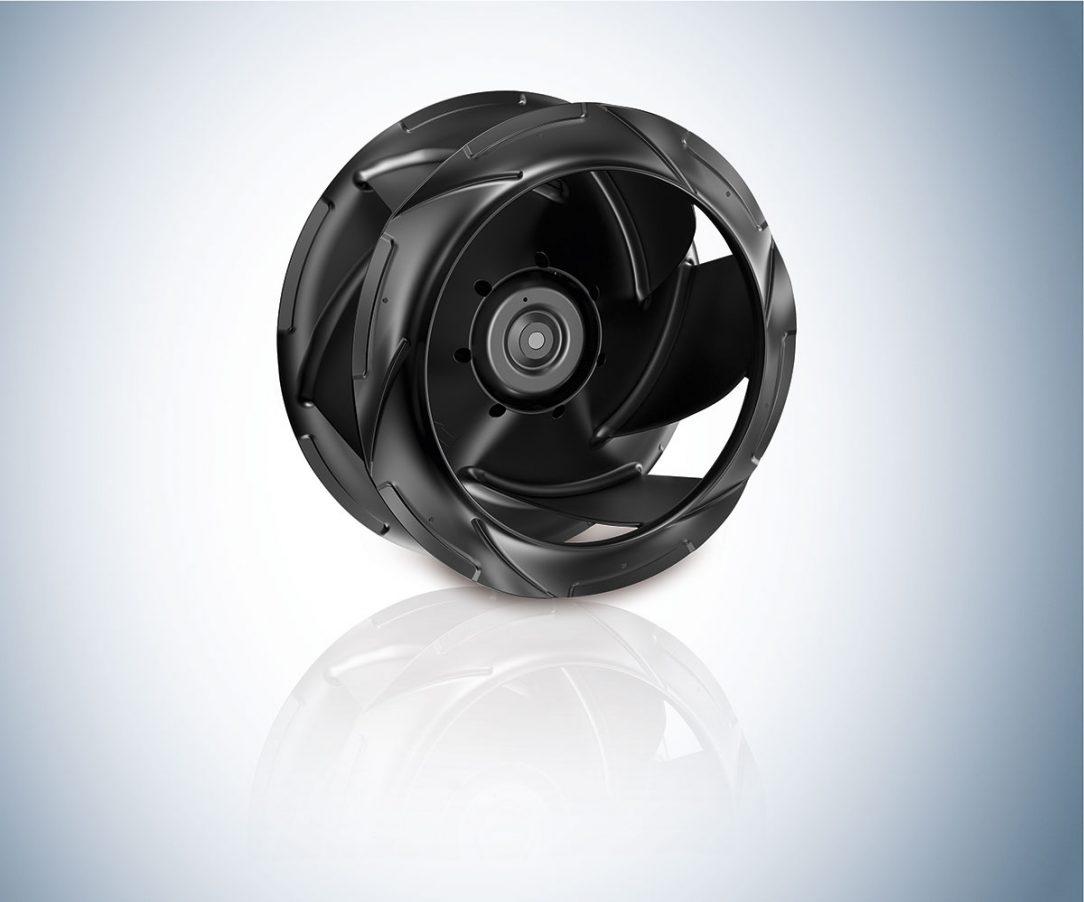Obr. 5 Ventilátory RadiCal jsou tiché, chytré a energeticky úsporné.
