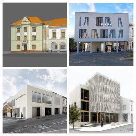 Přelouč vybírá z návrhů podobu nové knihovny
