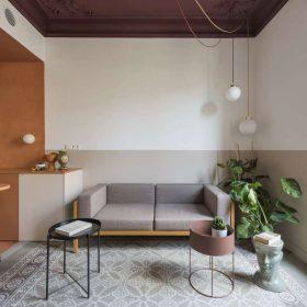 Rekonstrukce bytu Klinker Apartmentz 09