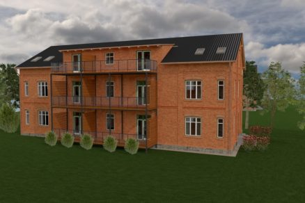 bytové domy v Bohumíně