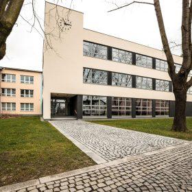 Školní přístavba v Brušperku 01