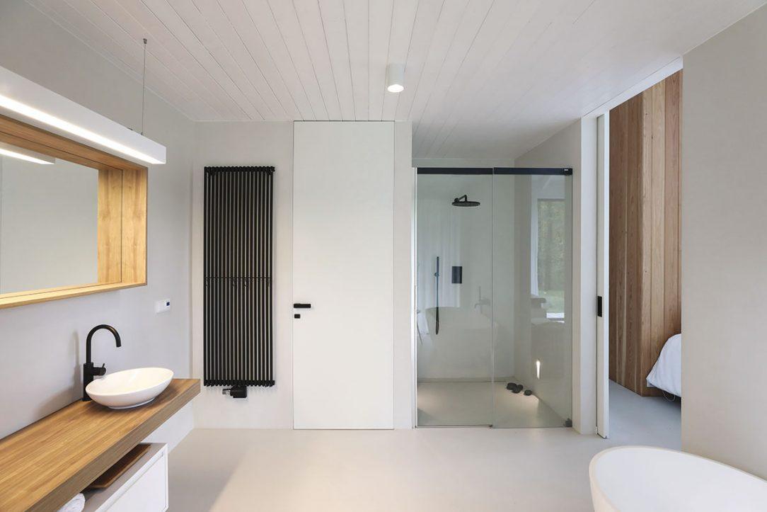 Fortius 52 lze instalovat i do vlhkých prostor např. koupelen nebo kuchyní