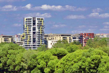 Rezidence Modřanka je jedním z mála bytových domů které mají ekologický certifikát.