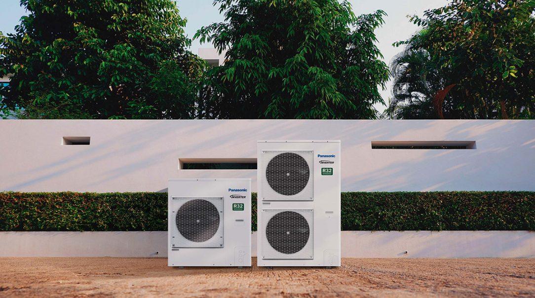 Venkovní jednotky PACi s chladivem R32 image