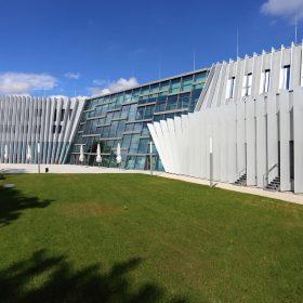 Anton Bruckner univerzita Linz Rakousko